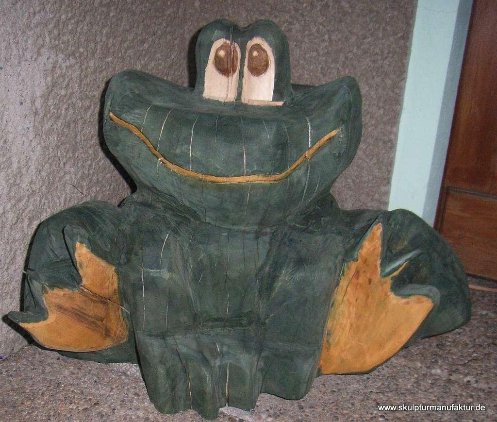 Frosch, Ahorn