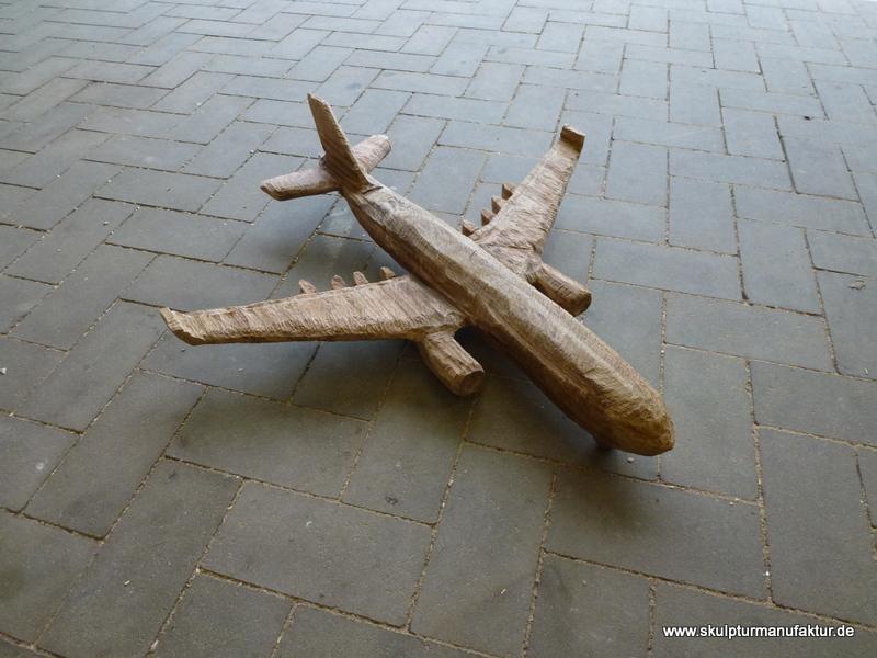 Flugzeug A-330, Eiche