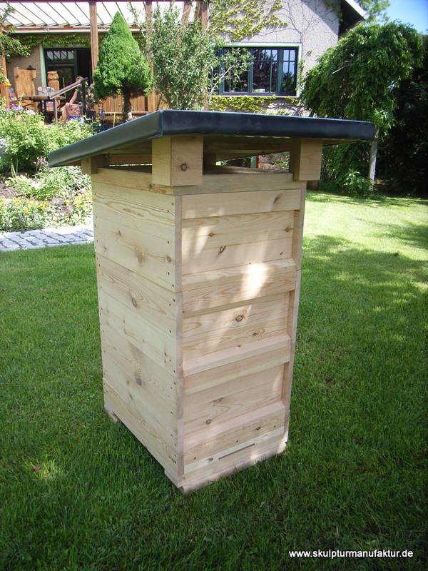 Bienenbeute, Kiefer
